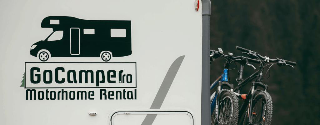 gocamper autorulote bicicleta