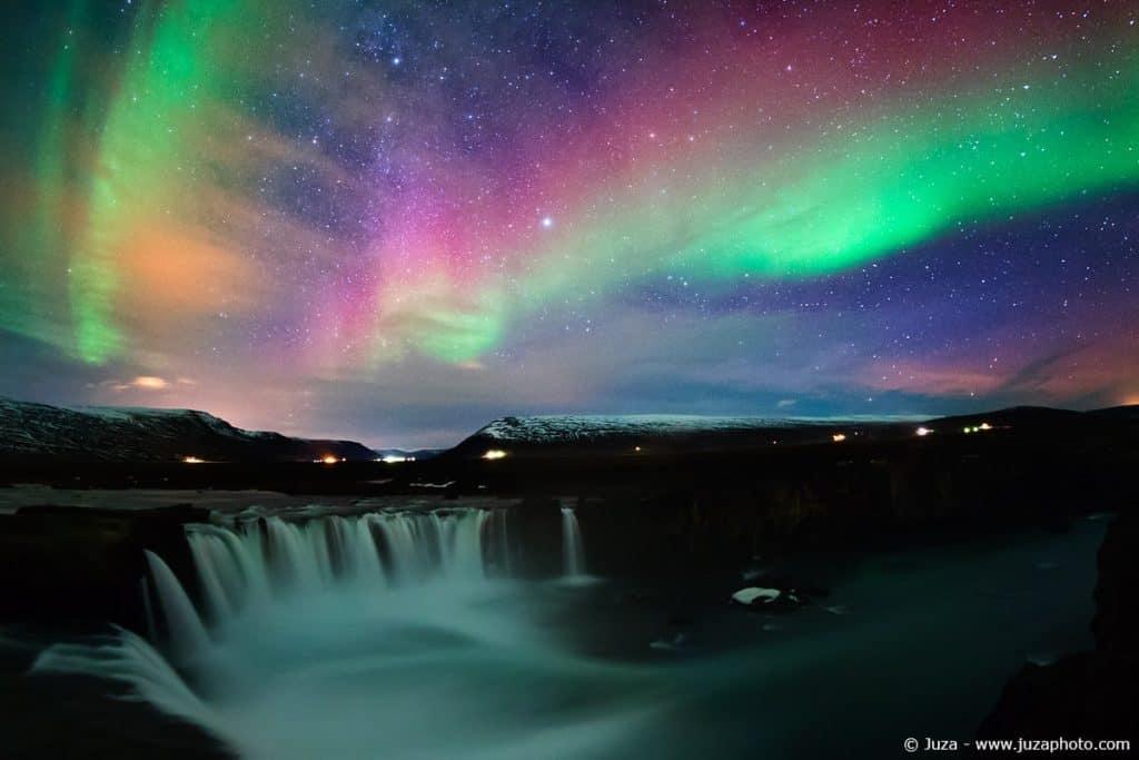 autorulota gocamper aurora borealis