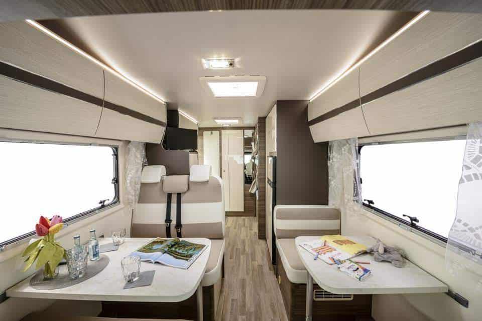 lounge autorulota gocamper