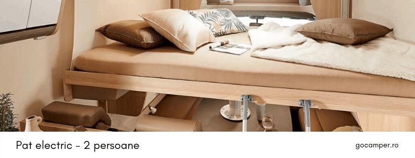 pat electric 2 persoane gocamper