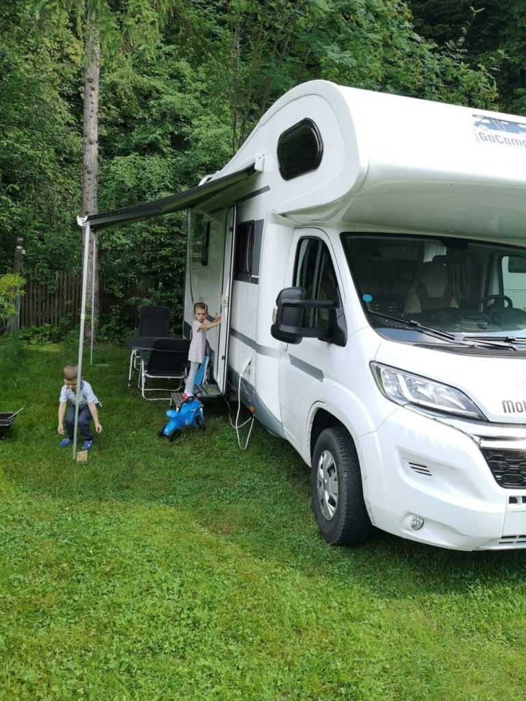 autorulote camping romania