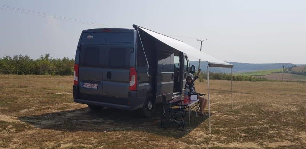 campervan gocamper