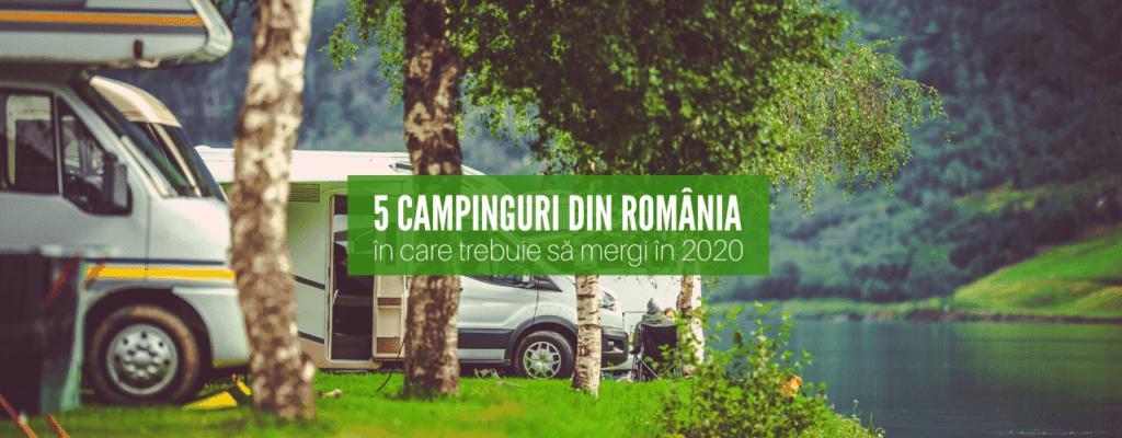 campinguri romania