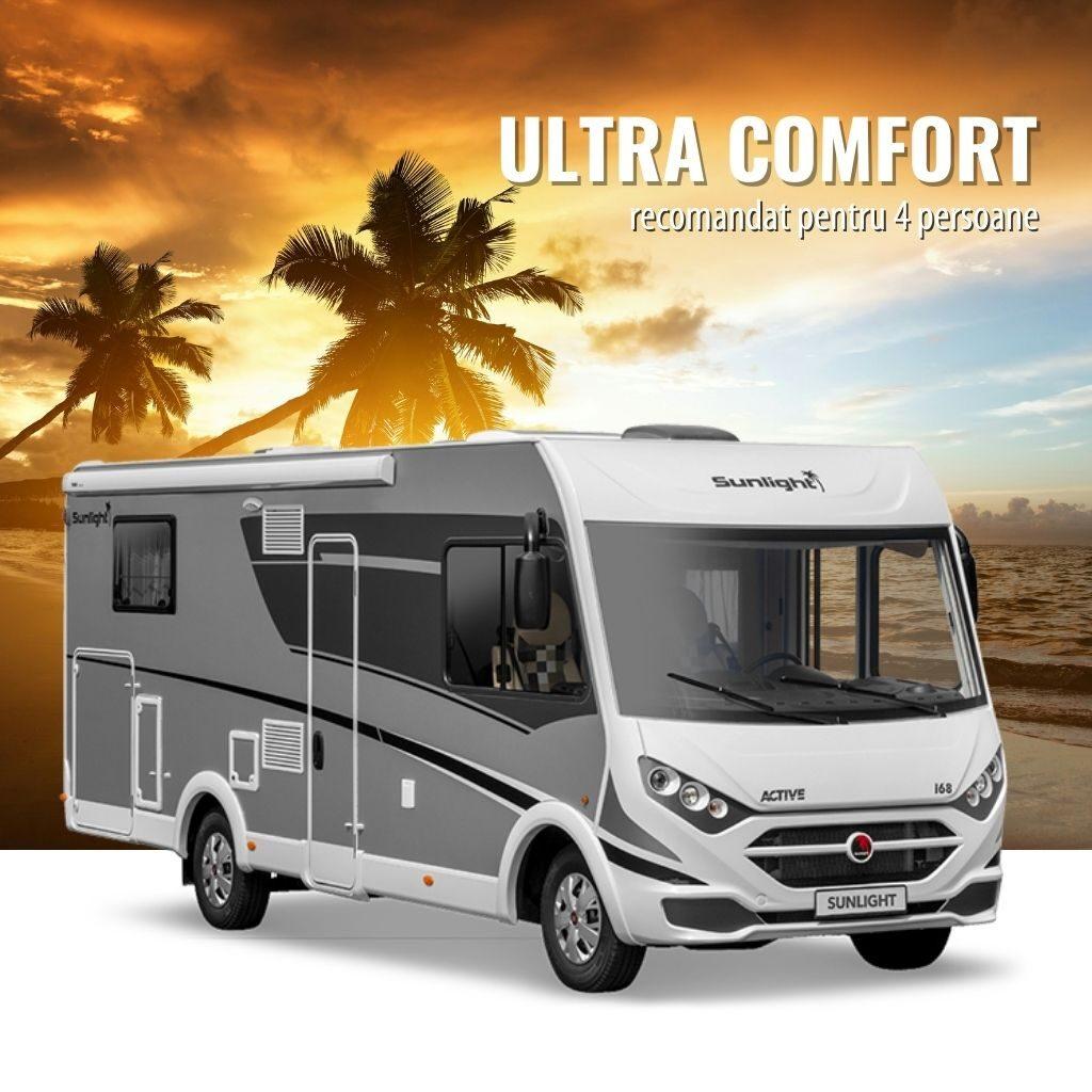 autorulota ultra comfort gocamper